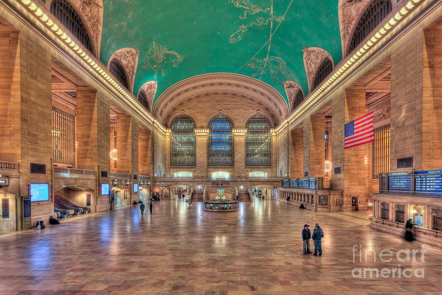 Grand Central Terminal V Photograph