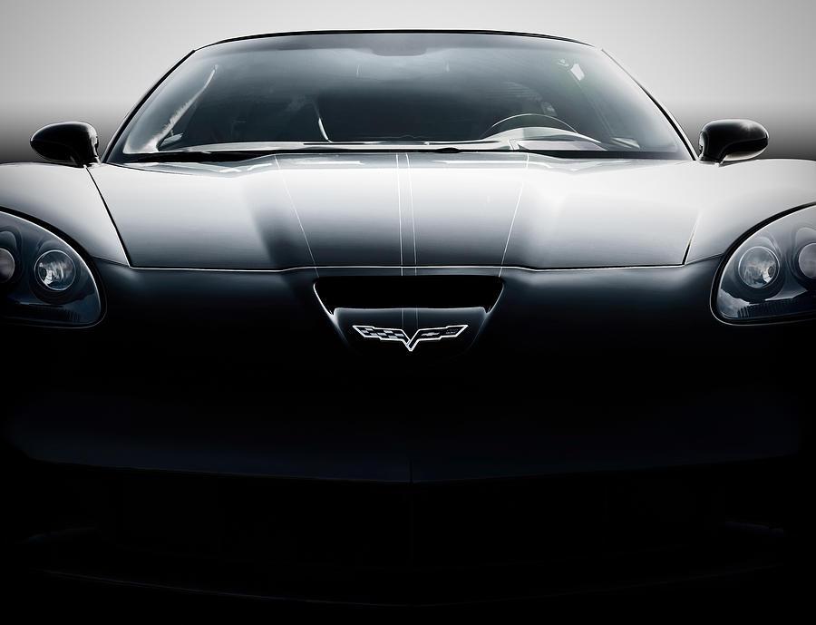 Grand Sport Corvette Digital Art
