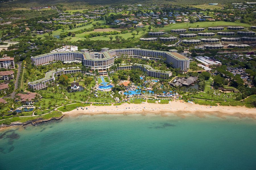 Grand wailea resort by ron dahlquist printscapes