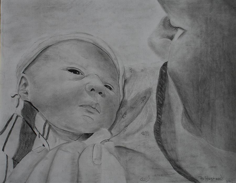 Grandson Drawing