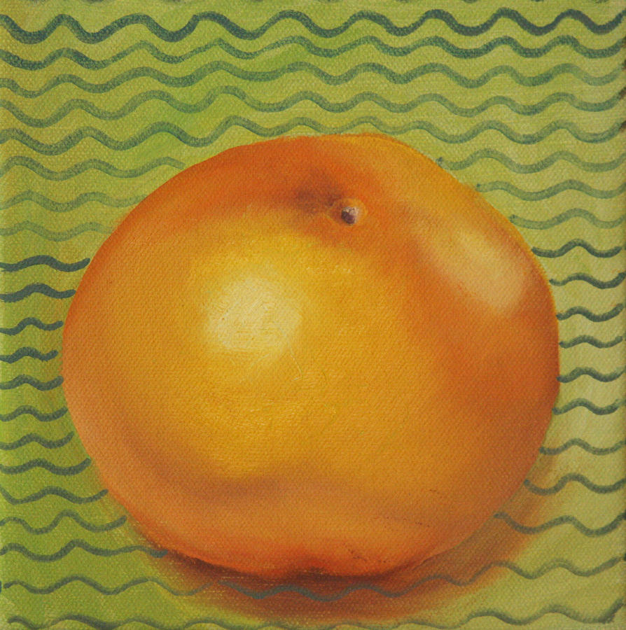 Grapefruit Painting  - Grapefruit Fine Art Print