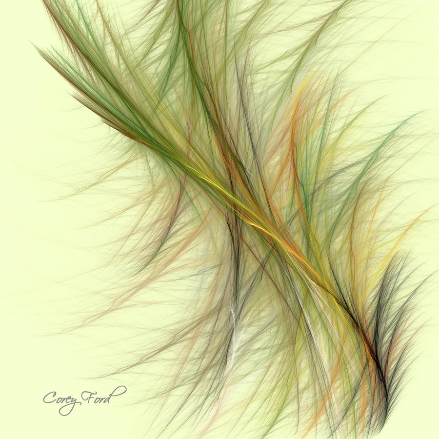 Grasses Painting