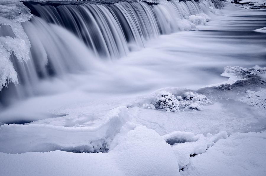 Graue Mills Falls Photograph
