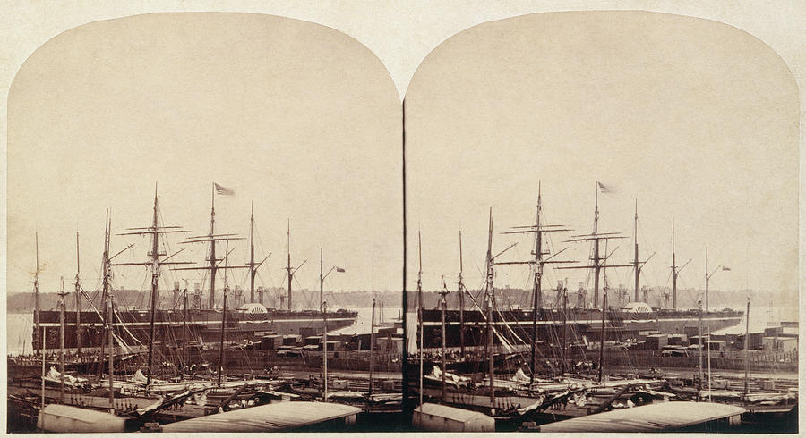 Great Eastern 1859 Photograph