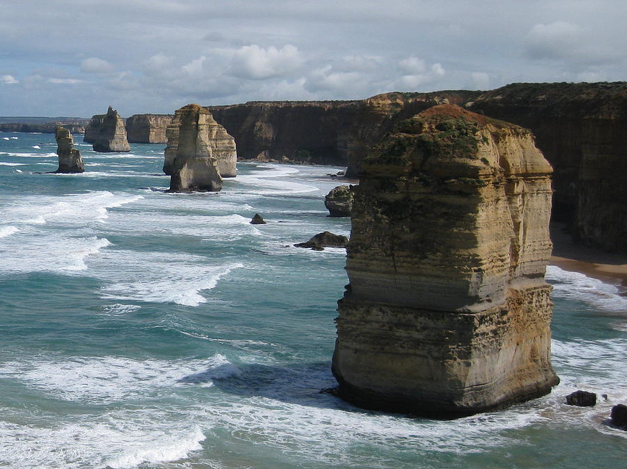 Great Ocean Road Photograph
