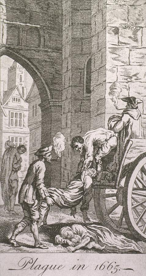 a history of the great london plague in 1665 The great plague, lasting from 1665 to 1666, was the last major epidemic of the bubonic plague to occur in england it happened within the centuries-long.