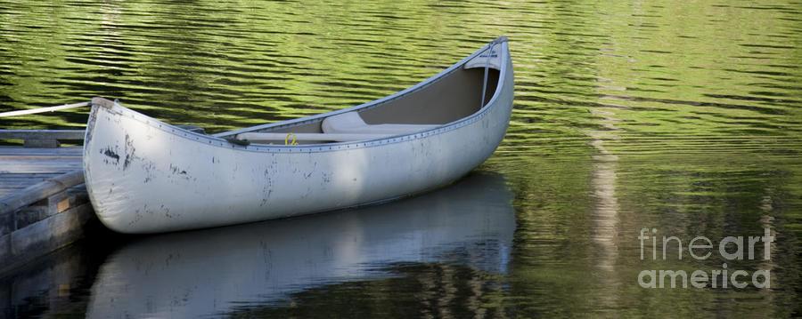 Green Water Photograph