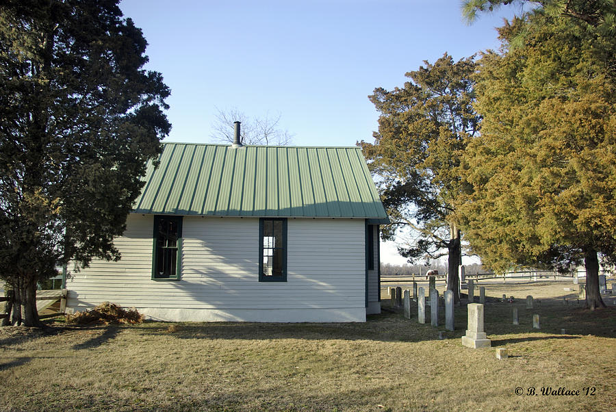 Griffiths Chapel Photograph