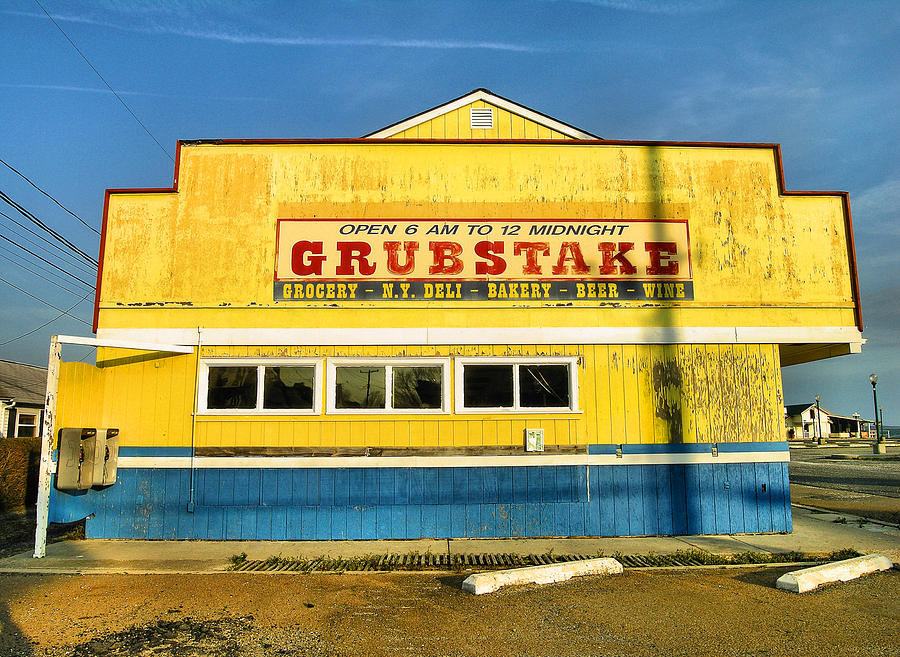Grubstake Photograph  - Grubstake Fine Art Print
