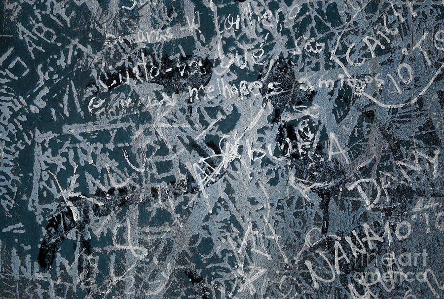 Grunge Background I Photograph