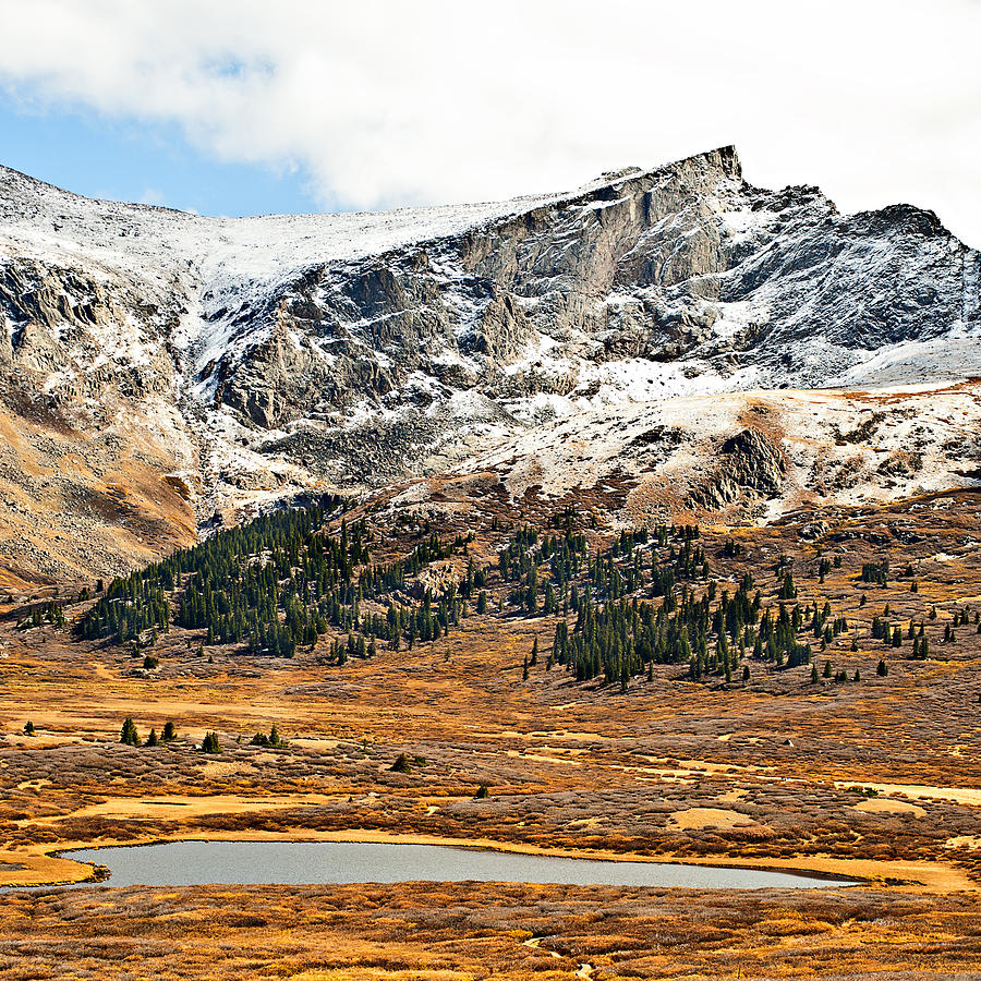 Guanella Pass Colorado Photograph  - Guanella Pass Colorado Fine Art Print