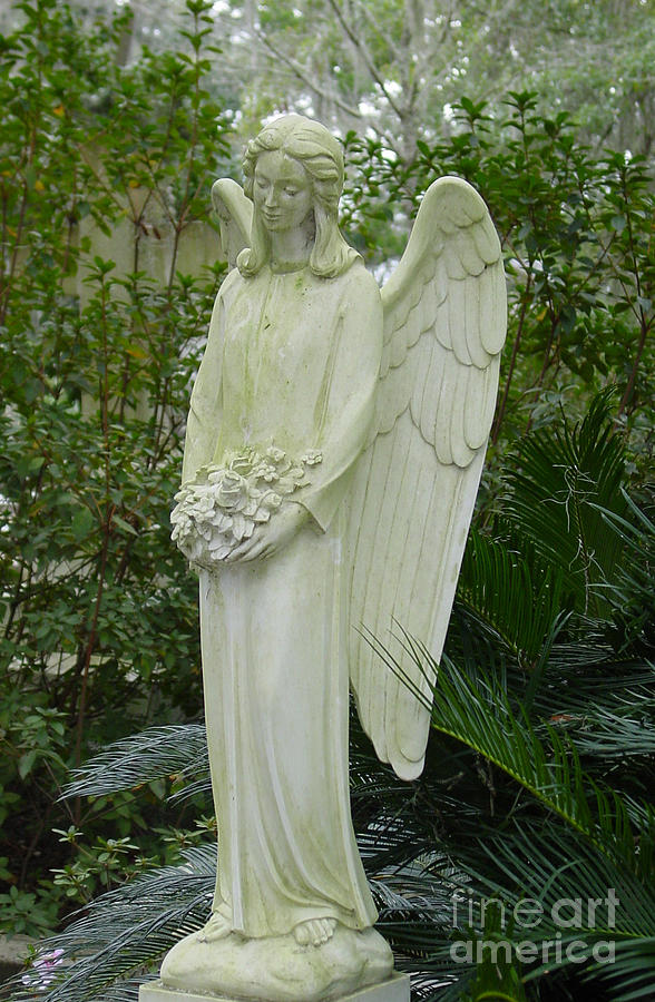 Guardian Angel Photograph  - Guardian Angel Fine Art Print
