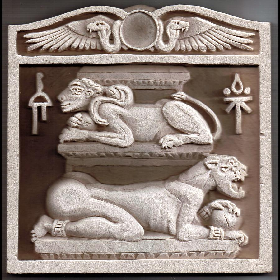 Guardians Of The East And West Relief