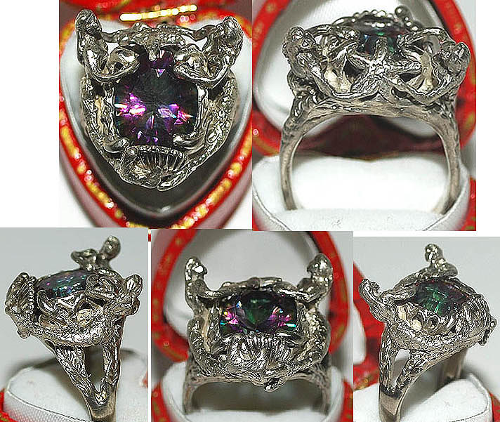 Guardians Of The Wishing Pool Ring Jewelry