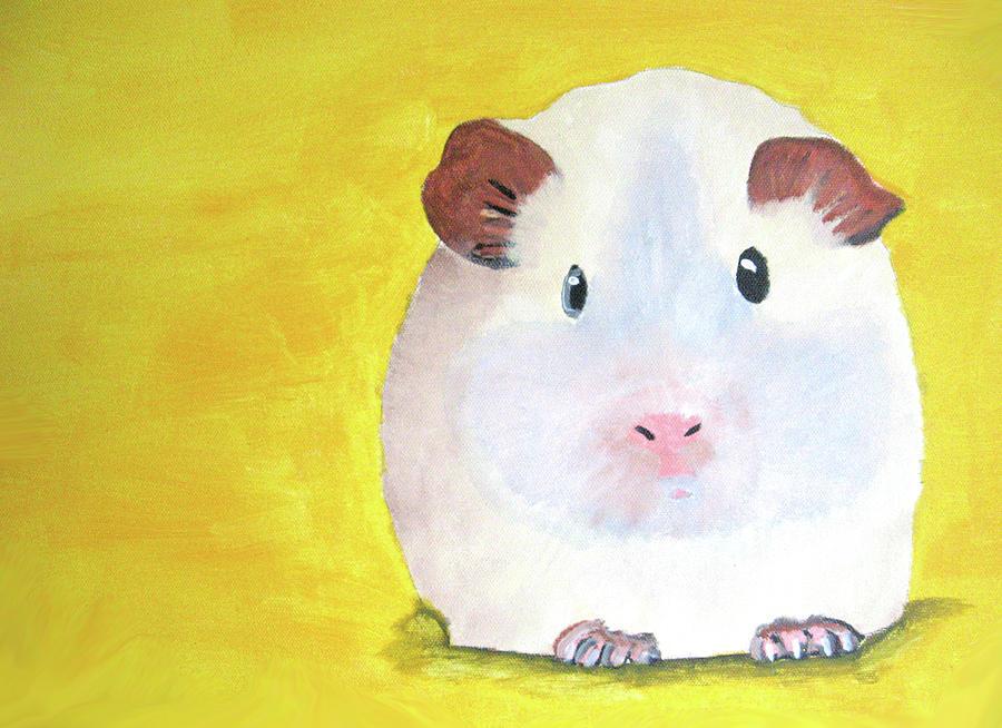 Guinee Pig Painting