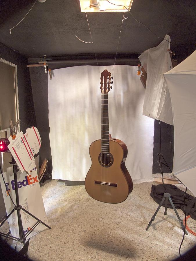 Photograph - Guitar by Larry Darnell