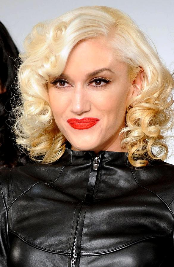 Gwen Stefani In Attendance For L.a.m.b Photograph  - Gwen Stefani In Attendance For L.a.m.b Fine Art Print