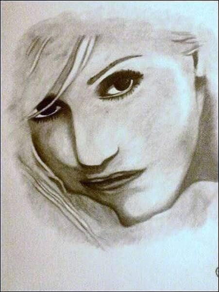 Gwen Stefani Drawing
