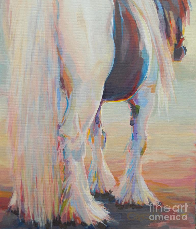 Gypsy Falls Painting