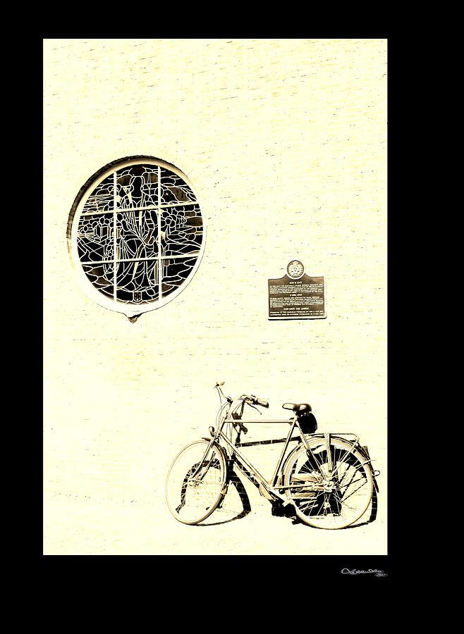 Haarlem Bike 2 Digital Art