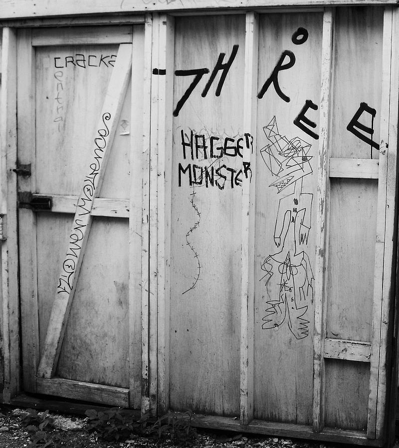 Hagger Monster Photograph