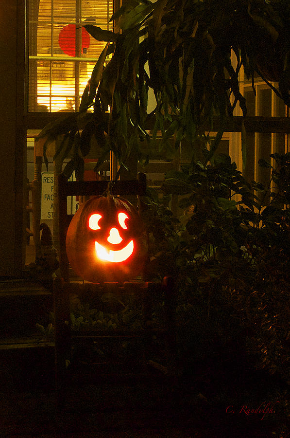 Halloween Beacon Photograph