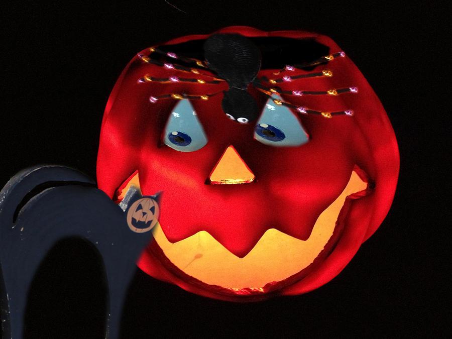Halloween Fun Art Mixed Media