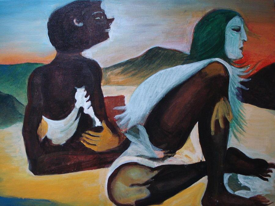 Hallucination Painting
