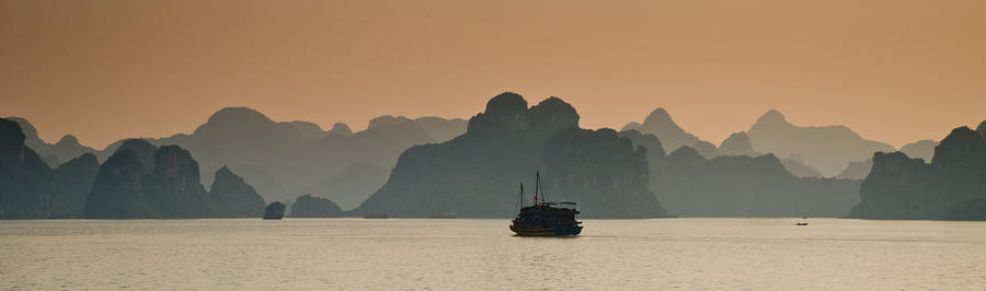 Halong Bay Photograph  - Halong Bay Fine Art Print