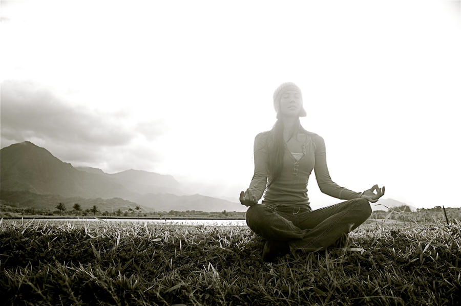 Hanalei Meditation Photograph