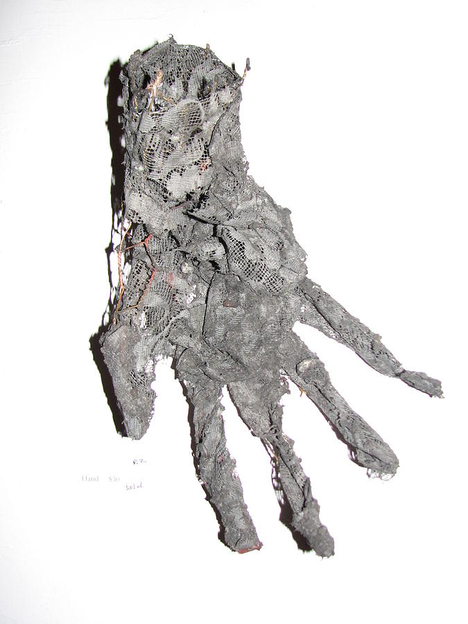 Hand Sculpture