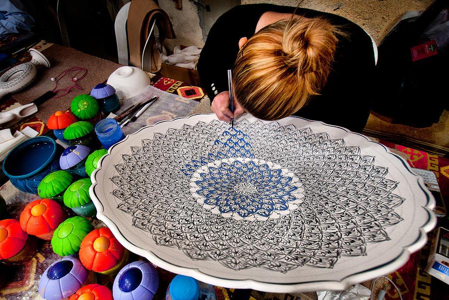 Handiwork Photograph - Handcraft by Okan YILMAZ