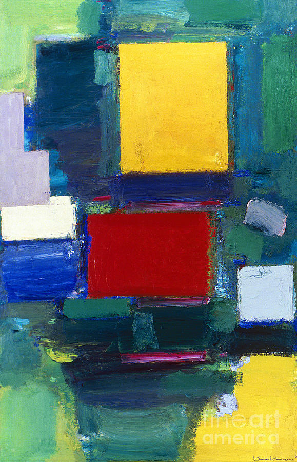 Hans Hofmann: The Door Photograph  - Hans Hofmann: The Door Fine Art Print