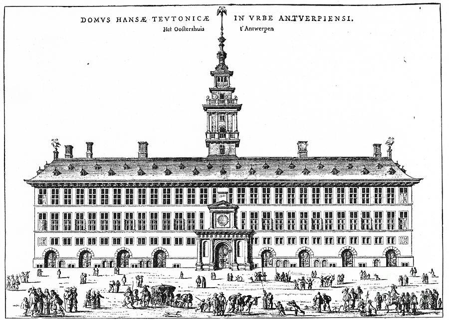 Hanseatic League, 1563 Photograph