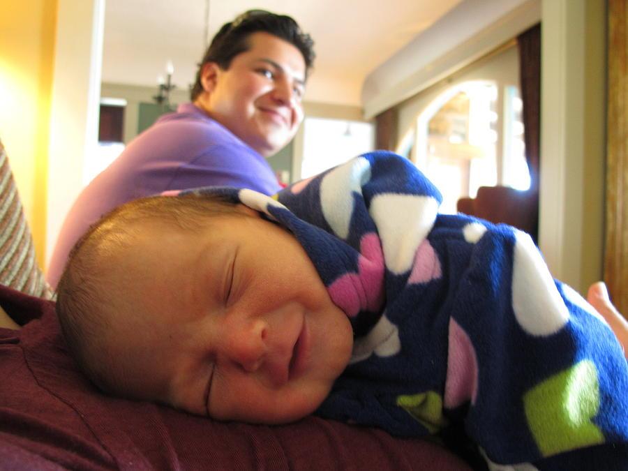 Happy Baby Photograph