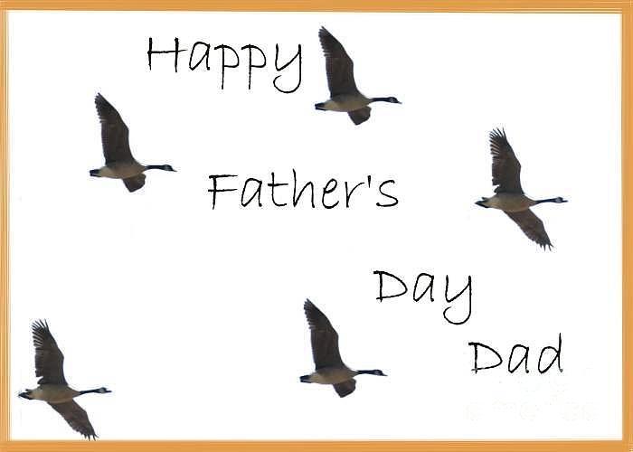 Happy Fathers Day Dad Digital Art