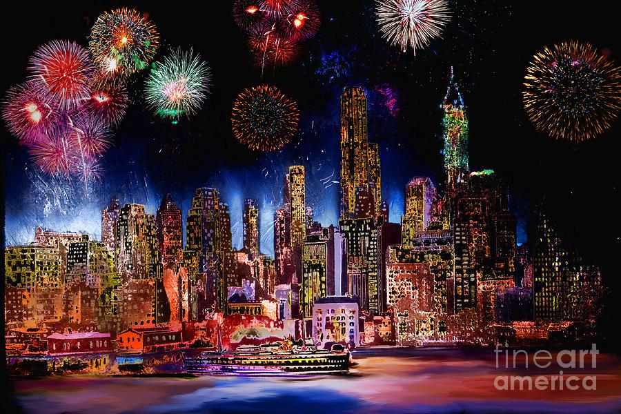 New Year Art 67
