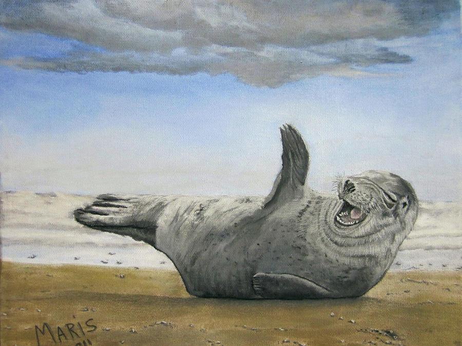 Happy Seals - Plastix