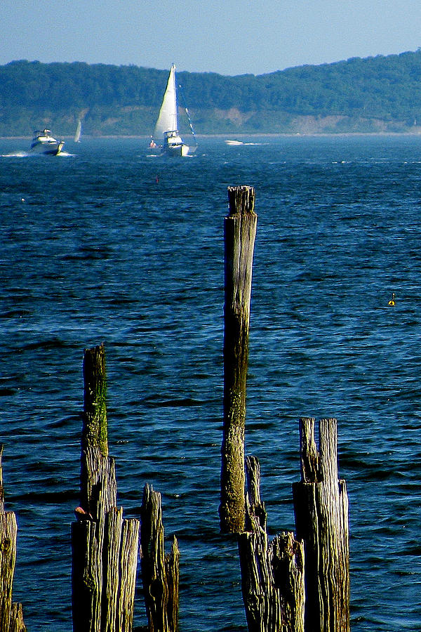 Harbor Islands  Photograph  - Harbor Islands  Fine Art Print