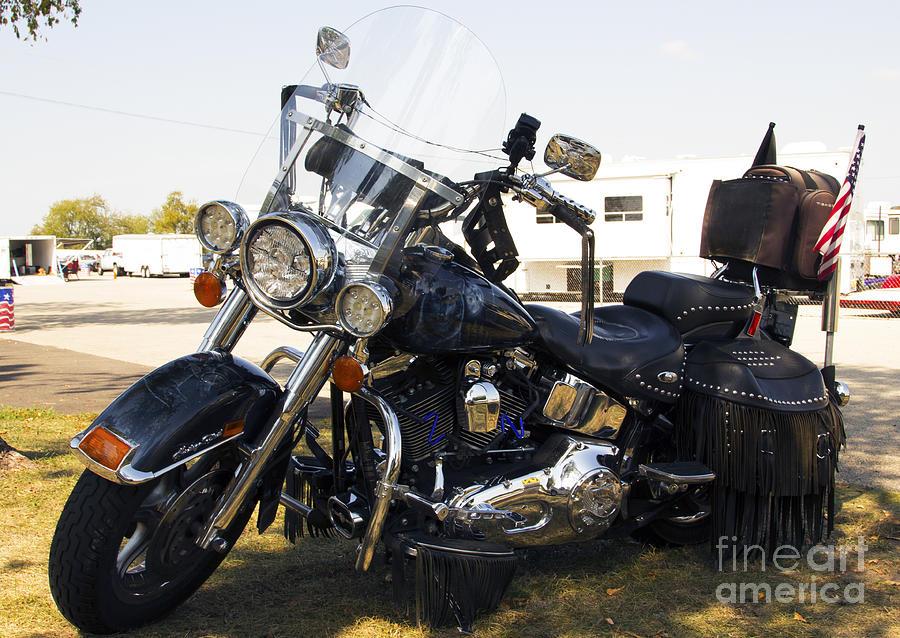 Harley Classic Photograph