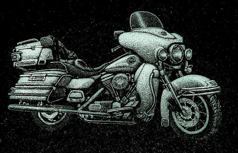 Harley Davidson Usa Photograph By Dennis Pintoski