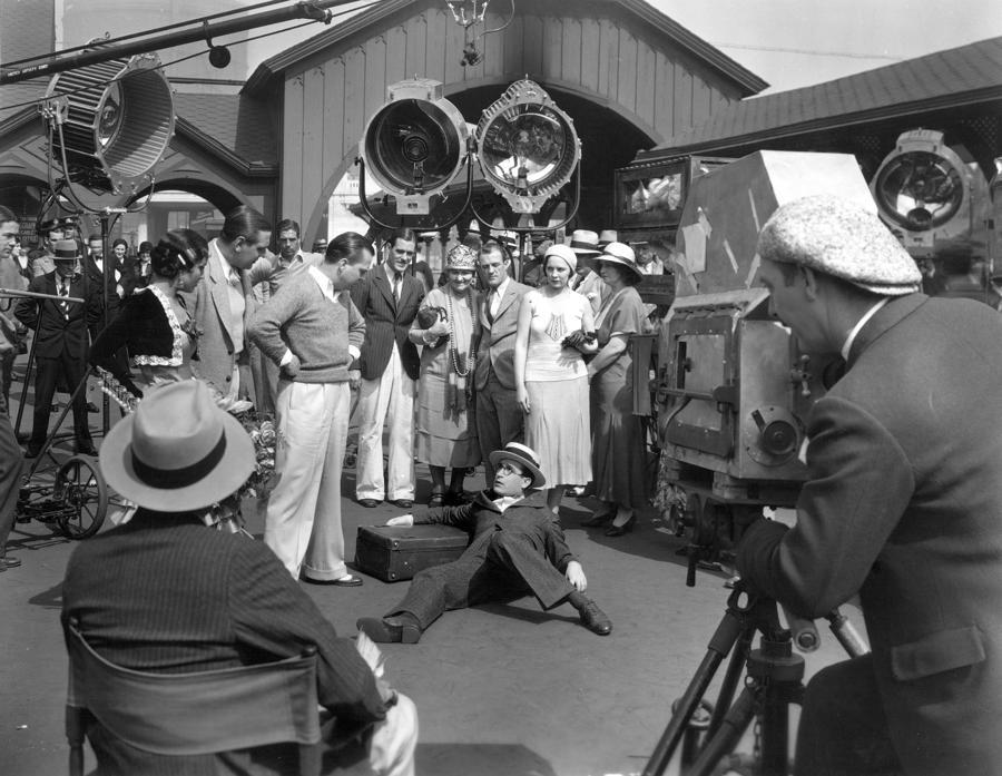 Harold Lloyd (1893-1971) Photograph