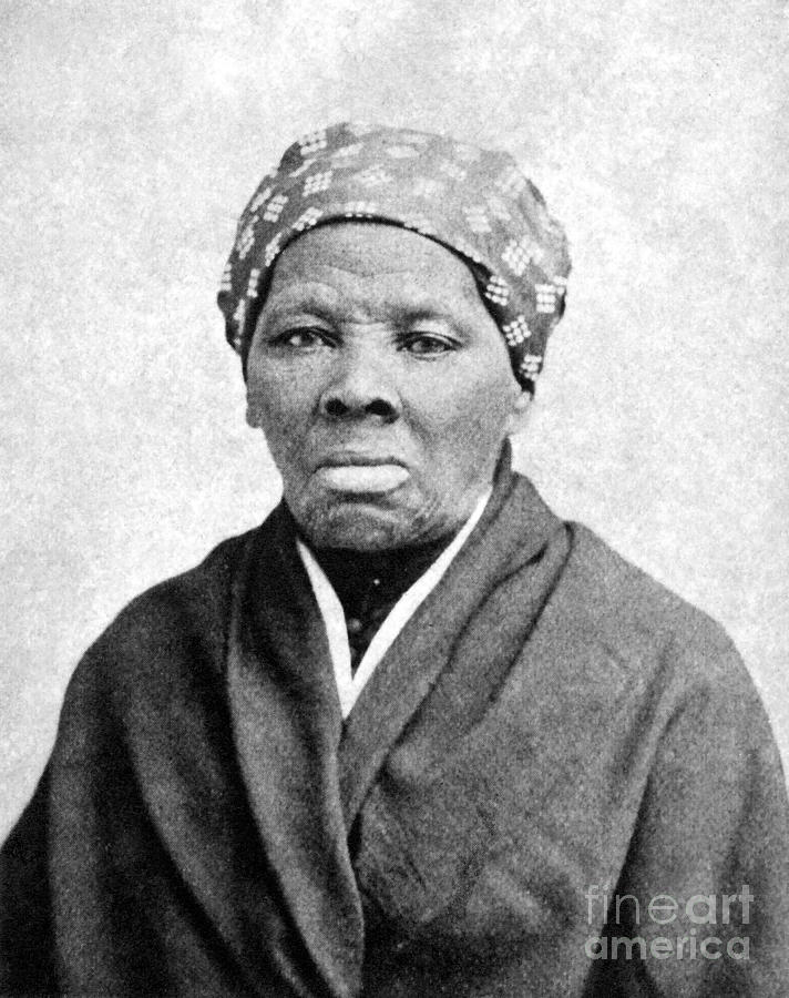 Harriet Tubman (1823-1913) Photograph  - Harriet Tubman (1823-1913) Fine Art Print