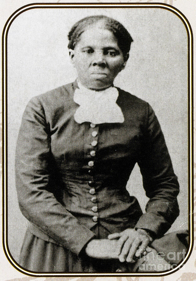 Harriet Tubman, American Abolitionist Photograph