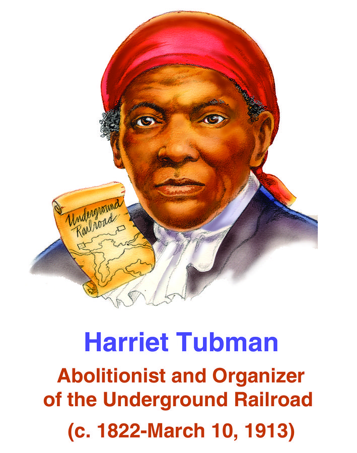 Harriet Tubman Pastel  - Harriet Tubman Fine Art Print