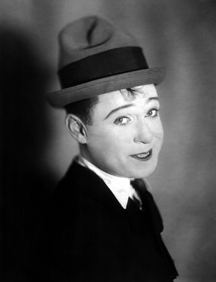Harry Langdon Photograph  - Harry Langdon Fine Art Print