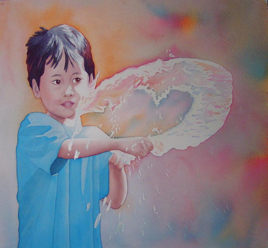 Hars Nephew Painting
