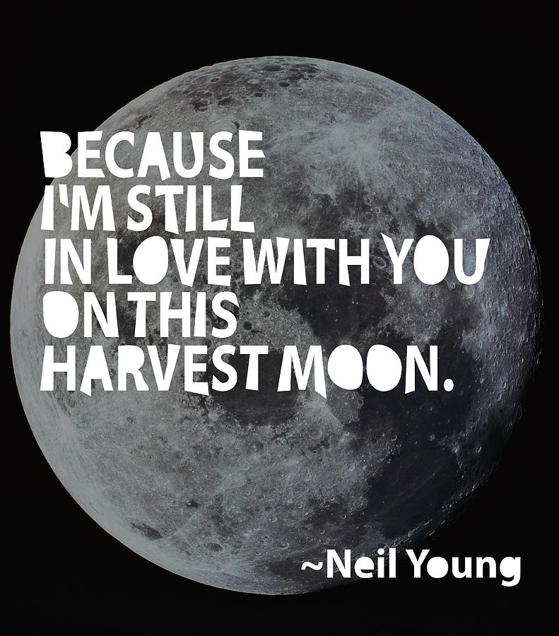 Harvest Moon Painting