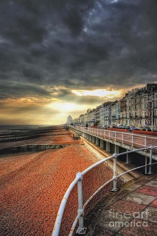 Hastings Photograph - Hastings by Lee-Anne Rafferty-Evans