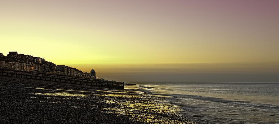 Hastings Sunrise Photograph